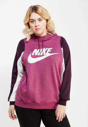 Худи Nike. Цвет: фиолетовый