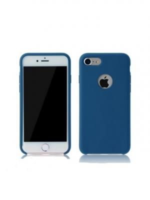 Чехол пластиковый Apple iPhone 7 4.7 Remax Kellen синий. Цвет: синий