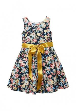 Платье Shened. Цвет: разноцветный