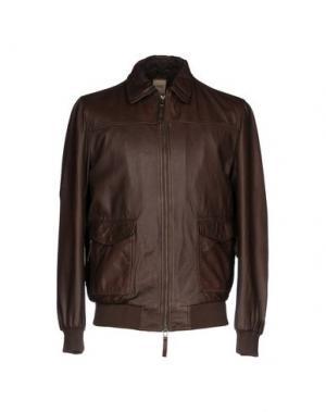 Куртка D'AMICO. Цвет: какао
