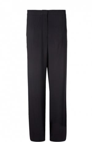 Прямые брюки с карманами Damir Doma. Цвет: темно-синий