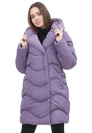 Куртка утепленная Doctor E. Цвет: розовый
