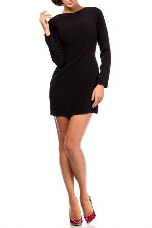 Платье Moe. Цвет: черный
