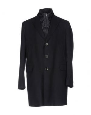 Пальто FABIO MODIGLIANI. Цвет: темно-синий