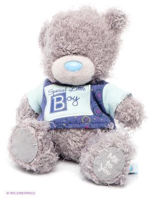 Мягкая игрушка Мишка MTY в пижамке Me to you. Цвет: серый