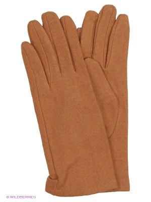 Перчатки Baon. Цвет: оранжевый