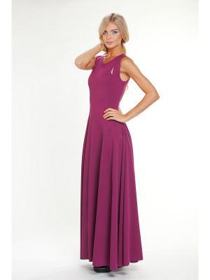 Платье МадаМ Т. Цвет: лиловый