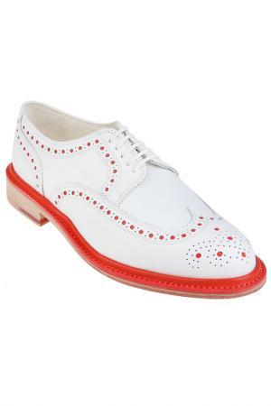 Ботинки Robert Clergerie. Цвет: белый