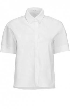 Блуза Delpozo. Цвет: белый