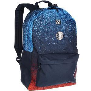 Рюкзак городской  All Day Pack Multi Billabong. Цвет: синий,оранжевый,голубой