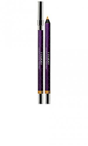 Карандаш для глаз crayon khol By Terry. Цвет: золотой