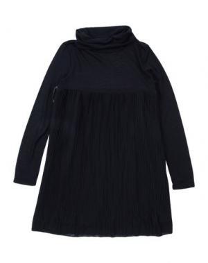 Платье MISS GRANT. Цвет: темно-синий