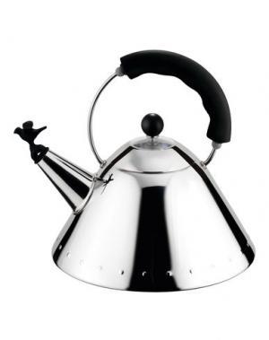 Для чая и кофе ALESSI. Цвет: черный