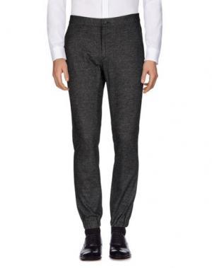 Повседневные брюки JOHN VARVATOS ★ U.S.A.. Цвет: стальной серый