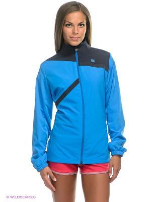 Куртка Wilson. Цвет: синий, темно-синий