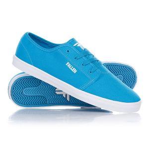 Кеды кроссовки  Daze Puerto Blue/White Fallen. Цвет: голубой
