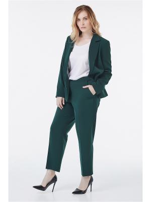Пиджак Fly. Цвет: зеленый