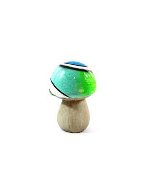 Садовая фигура - Грибок Marquis. Цвет: кремовый, серый