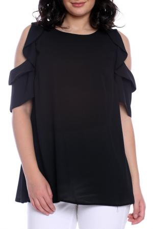 Блуза Moda di Chiara. Цвет: black