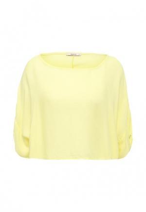 Блуза Coquelicot. Цвет: желтый