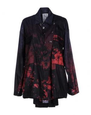 Куртка PINKO UNIQUENESS. Цвет: баклажанный