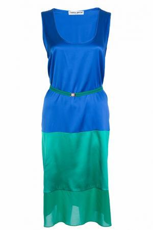 Платье Frankie Morello. Цвет: цветной
