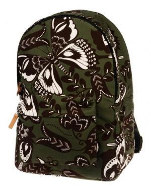 Рюкзаки и сумки на пояс PAUL & JOE. Цвет: зеленый-милитари