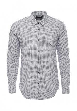 Рубашка Antony Morato. Цвет: черно-белый