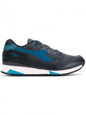 Кроссовки V7000 Premium Diadora. Цвет: синий