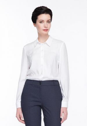 Блуза Gregory. Цвет: белый