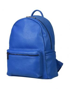 Рюкзаки и сумки на пояс PARENTESI. Цвет: синий