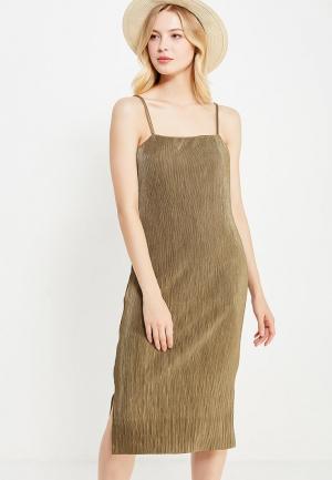 Платье Concept Club. Цвет: хаки