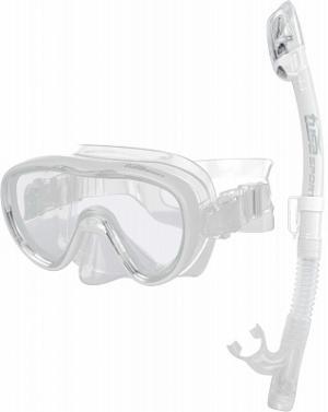 Набор для плавания: маска и трубка Tusa