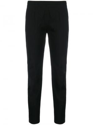 Slim-fit cigarette trousers Prada. Цвет: чёрный