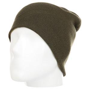 Шапка  Beanie Hats Cre0 Grape Leaf Quiksilver. Цвет: темно-зеленый,желтый