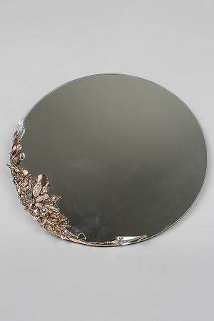 Зеркало, диаметр -  50 см I Pavoni. Цвет: зеркальный