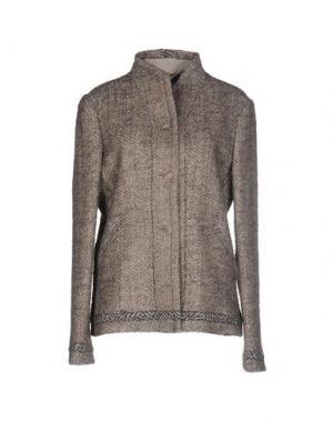 Пиджак MARITHÉ + FRANÇOIS GIRBAUD. Цвет: светло-серый