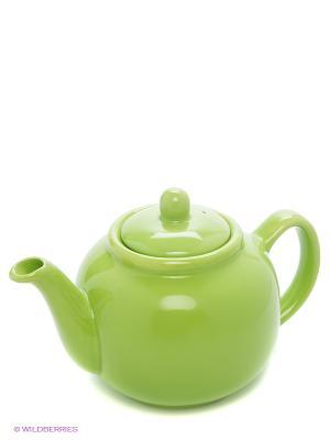 Заварочный чайник LORAINE. Цвет: салатовый