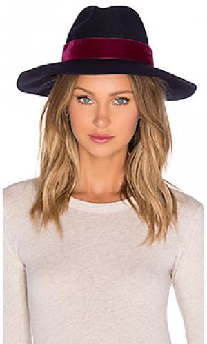Шляпа clasico Artesano. Цвет: черный