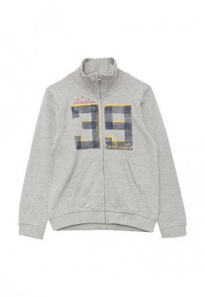 Олимпийка Z Generation. Цвет: серый