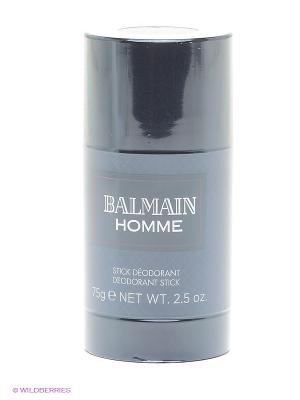 Дезодорант стик Balmain Homme, 75 г. Цвет: прозрачный