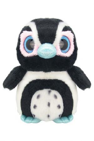 Пингвиненок, 15 см WILD PLANET. Цвет: черный, белый
