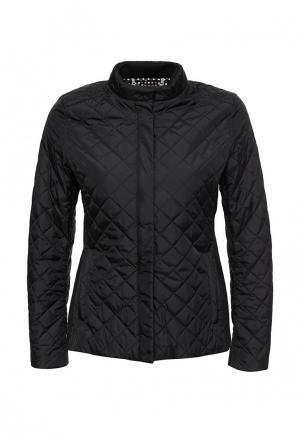 Куртка утепленная Weekend Max Mara. Цвет: черный
