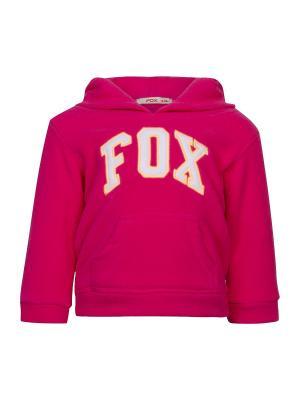 Худи FOX. Цвет: фуксия