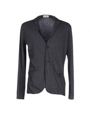 Пиджак MA'RY'YA. Цвет: свинцово-серый
