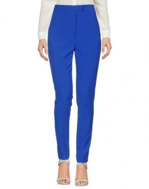 Повседневные брюки NORA BARTH. Цвет: синий