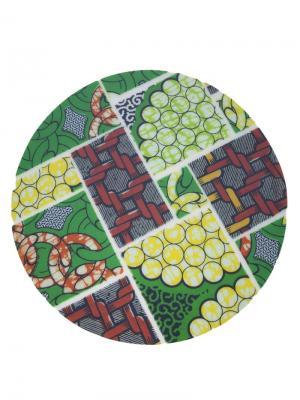 Подставка под посуду Luisa Cevese Riedizioni. Цвет: многоцветный
