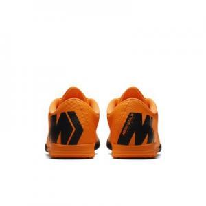 Футбольные бутсы для игры в зале/на крытом поле  MercurialX Vapor XII Academy Nike. Цвет: оранжевый