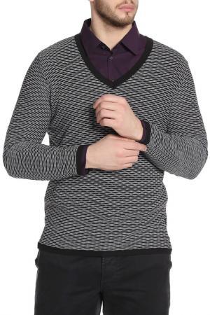 Пуловер Strellson. Цвет: черный