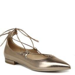Туфли  P717500DE серо-золотой NERO GIARDINI
